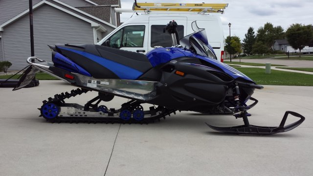 2006 Apex Summper Project Finished Pictures