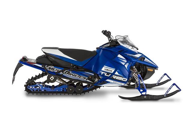 Yamaha Snowmobile Salvage