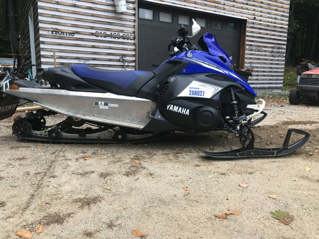 Just bought Yamaha Nytro XTX 2013/ Maintenance Questions | TY4stroke