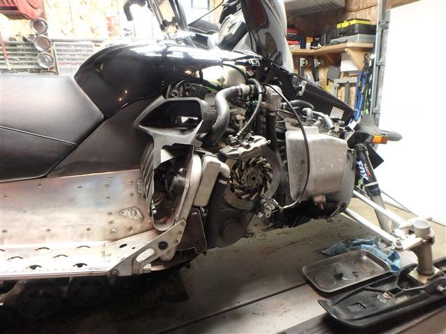 Apex Oil Change Ty4stroke Snowmobile Forum Yamaha 4 Stroke