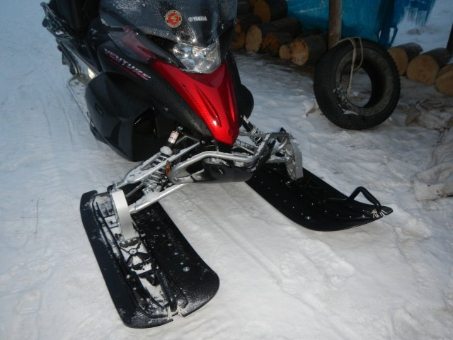 Custom Wide Ski Install And Pictures Ty4stroke
