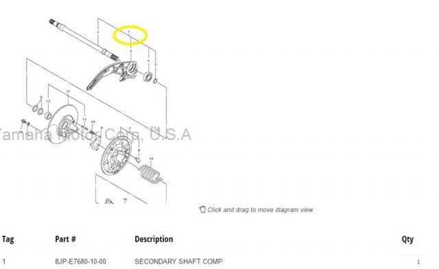 gear vendor parts diagram