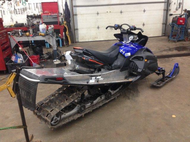Phazer seat on apex mountain ty4stroke snowmobile forum for Yamaha phazer 4 stroke