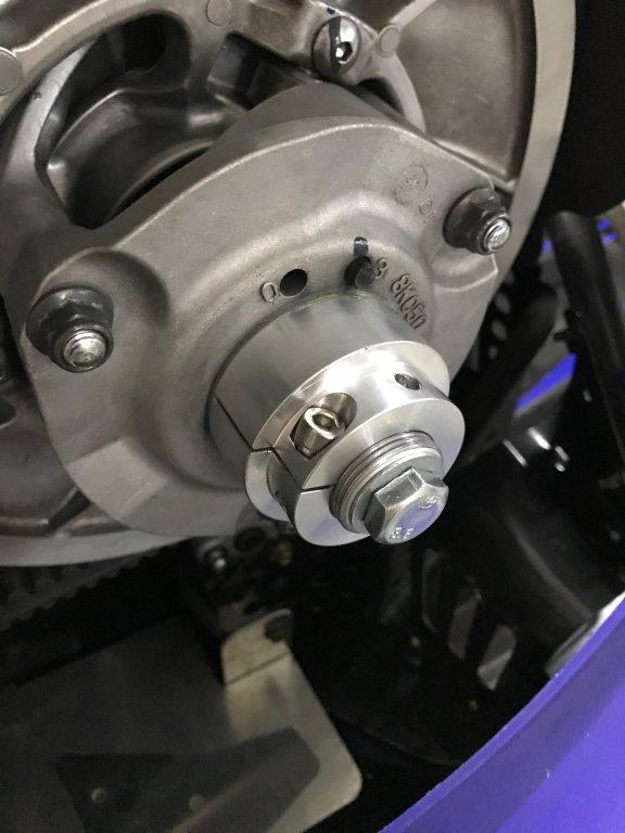 Belt Adjusters/Change Tool for Sidewinder, Viper, Apex, Vector