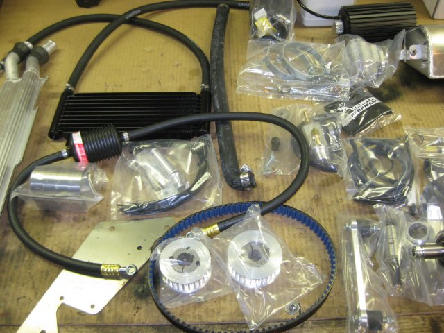 how to build a supercharger kit