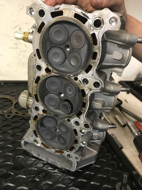 Hurricane sidewinder engine build | TY4stroke: Snowmobile