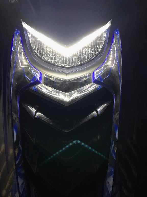 Sr Viper With Sidewinder Headlight | TY4stroke: Snowmobile Forum | Yamaha - 4 Stroke