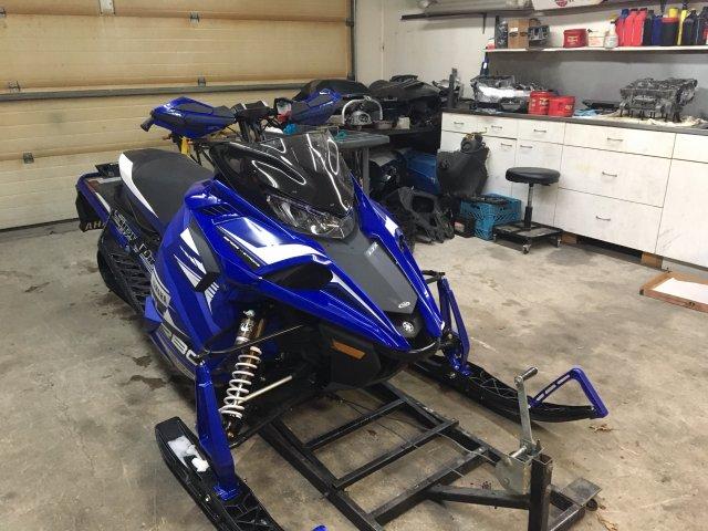 Yamaha  Stroke Snowmobile Forum