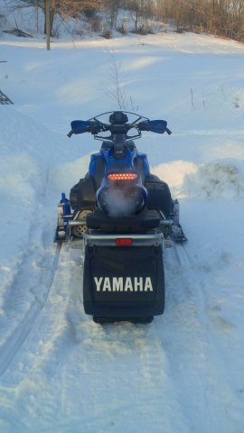 Yamaha Phaser Fx Snowmobile
