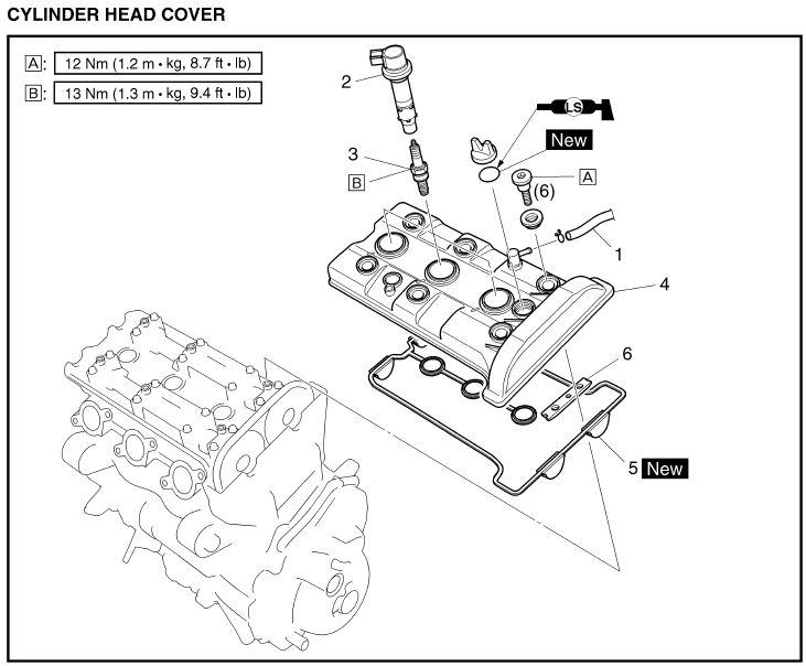 oil pan torque specs ls1