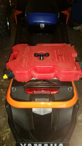 Best Gas Can >> Best gas caddy system? | TY4stroke: Snowmobile Forum | Yamaha - 4 Stroke