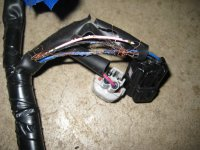 Mice chewed up wiring on my new XTX | TY4stroke: Snowmobile Forum